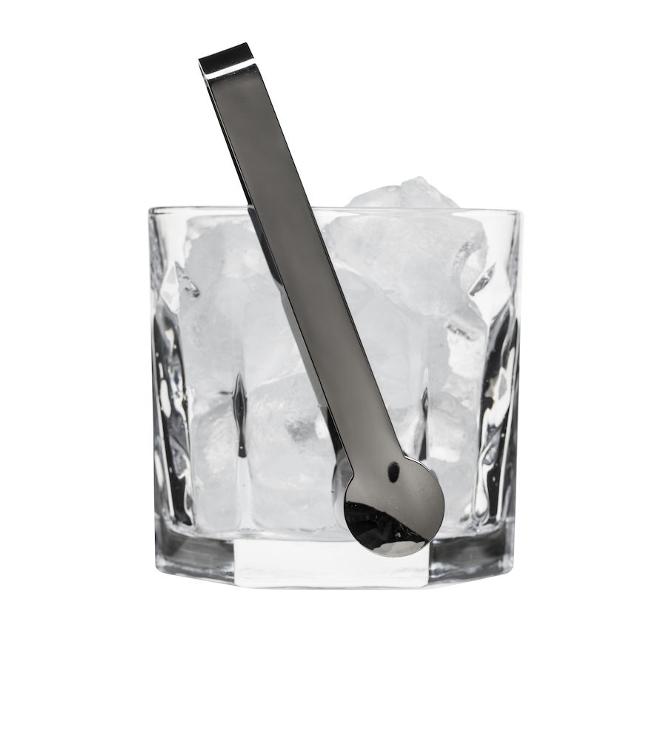 Sagaform- Jääpala-astia ja pihdit