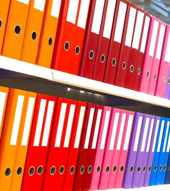 Arkistointi ja postitus
